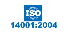 label ISO 14001:2004