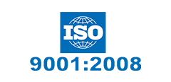 label ISO 9001:2008