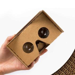 le carton ondulé pour concevoir des objets