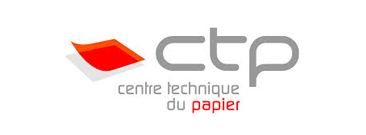 logo CTP, centre technique du papier