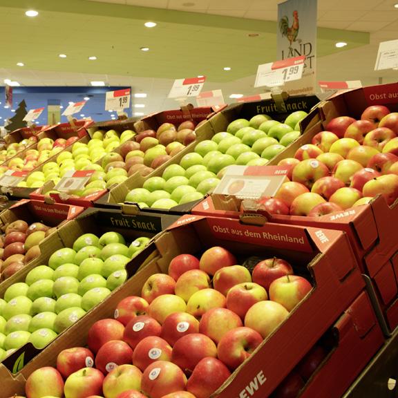 secteur des fruits et légumes